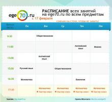 Подготовка к ЕГЭ-2015 в онлайн режиме